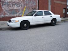 2007 Crown Victoria P71 police Package