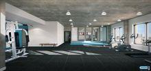 NEW CONSTRUCTION / Near GUY-CONCORDIA metro / 3 ½ / Balcony / Pool / GYM