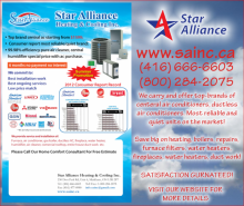 |Cornwall New Furnaces, Hot Water Boilers, Fireplace *** PROMOTION ** Image eClassifieds4u 1