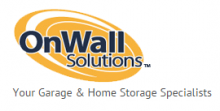 Custom Home Garage Storage Designs & Solutions | OnWall Solutions