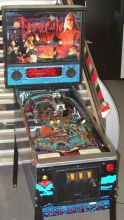 Pinball Machines Available For Sale