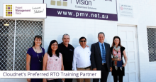 PMV is Cloudnet's Preferred RTO Training Partner and Conducts All Training Courses for Cloudnet