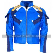 Chris Pine Star Trek Beyond Jacket