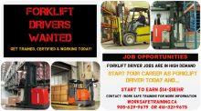 Forklift Training Mississauga - WORK SAFE Training Inc.
