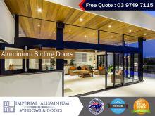 Premium Aluminium Sliding Doors by Imperial