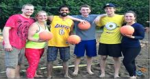 Join Windsor's ONLY Beach Dodgeball League this Summer!