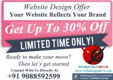 Website Design Offer - Your Website Reflects Your Brand