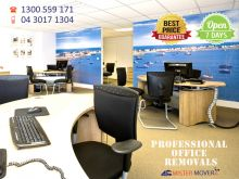 Office Removals by Mister Mover Melbourne Image eClassifieds4U