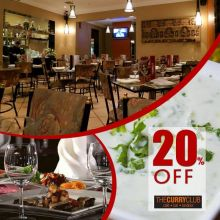 Make a Reservation and Get a 20% Discount Coupon
