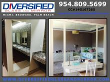 PEMBROKE PINES, FL MIRROR WALL INSTALLATION, IMPACT WINDOW INSTALLATION, WINDOW REPLACEMENT