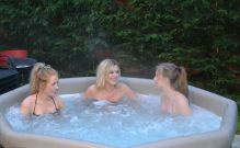Hot Tub for Rent in Nottingham and Surrounding Areas