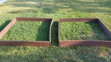 Raised Garden Bed x 2