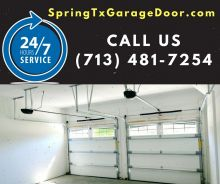 Garage Door Repair and Replacement Garage Door Installation Spring Texas 77379