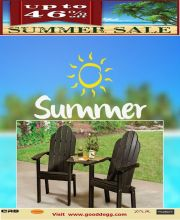 Summer sale up to 46% for all brands