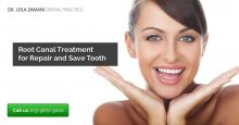 Say Goodbye to Your Dental Problems with Root Canal Treatment