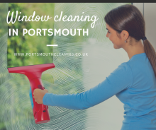 Window Cleaning in Portsmouth