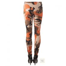 Fall Camo Leggings by Forty-Teen. New. Never Worn