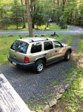 2002 Dodge Durango - For Parts (Needs Motor) Image eClassifieds4U