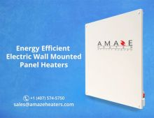Buy Efficient wall mounted panel heaters at best prices Image eClassifieds4U