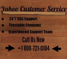 Yahoo Account Recovery +1 800-721-0104 Yahoo Mail Forgot Password