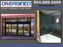MIAMI + MIRAMAR, FL:.BROKEN WINDOW REPAIR, IMPACT WINDOWS & DOORS INSTALL, GLASS & MIRROR