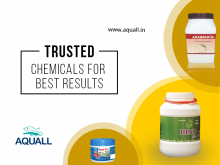 Buy Aquaculture chemicals and chlorides online at best prices – Aquall