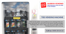 Frozen Vending Machine Merchandising firm in Melbourne