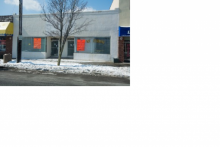 Two Store Front Spaces Available NOW for RENT!!!
