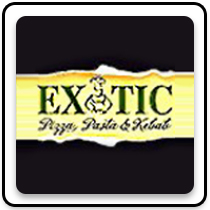 Exotic Pizza, Pasta and Kebab-Altona