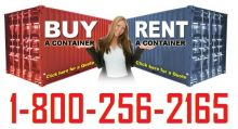 New and Used Steel Storage Containers / Steel Shipping Containers