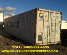 New and Used Steel Storage Containers / Steel Shipping Containers Image eClassifieds4u 2