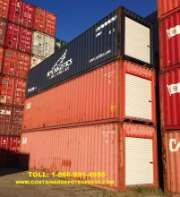 New and Used Steel Storage Containers / Steel Shipping Containers Image eClassifieds4u 4
