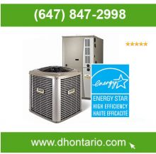 New High Efficiency Air Conditioner / Furnace Rent to Own / Buy / Finance