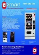 Buy High Quality Frozen Food Vending Machine Australia