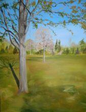 Original Oil Paintings Landscape Canadian Artist Gina Lemelin...