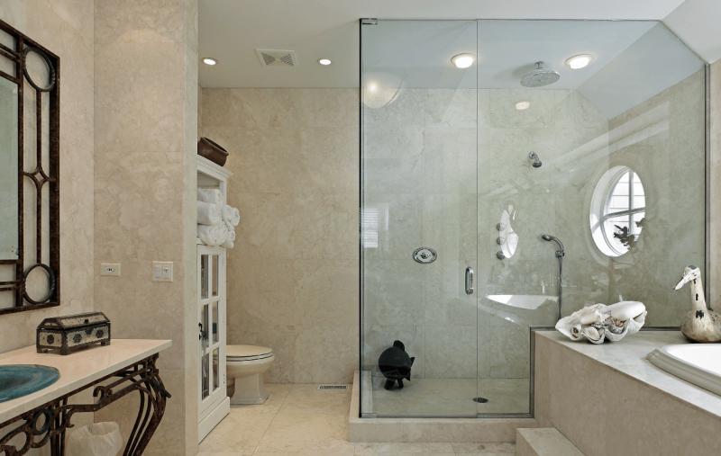 Frameless glass shower doors for sale Image eClassifieds4u