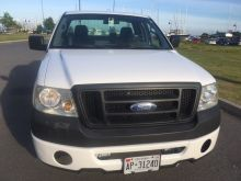 2009 FORD F-150 XL-8 Foot Box-Heavy Duty-PTO-Only 62,000 miles-Mint - $8800 Image eClassifieds4u 2