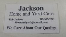 Jackson Home and Yard Care