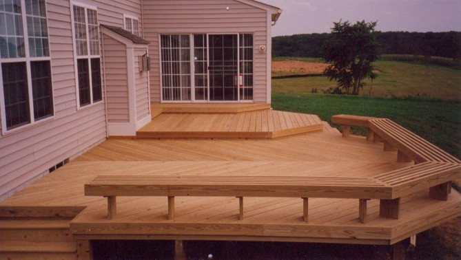 Building decks , fences, pergolas Home and Yard Improvement projects of all sizes. Free Estimates! Image eClassifieds4u