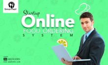 Online food ordering business