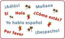 Conversational SPANISH Lessons - All Levels