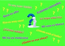 Modular On-Line Workshops to Learn SPANISH