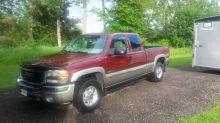 2003 GMC pickup 4x4