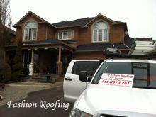Roofing Service Oakville Area.Good Job..Shingle /Flat roof