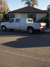FORD F350 XLT 1995 DUALLY CREW CAB 2WD Image eClassifieds4u 2