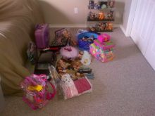 Bratz Dolls and accesories