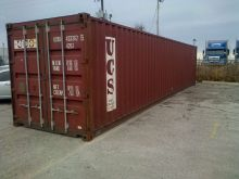 USED STEEL STORAGE CONTAINERS FOR RENT!!!