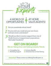 At Home Travel Sales Agents