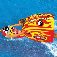 Sumo Tube inflatable single rider tube; LN