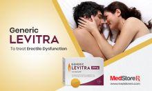 Generic Levitra Is the Best Buy at MedStoreRx